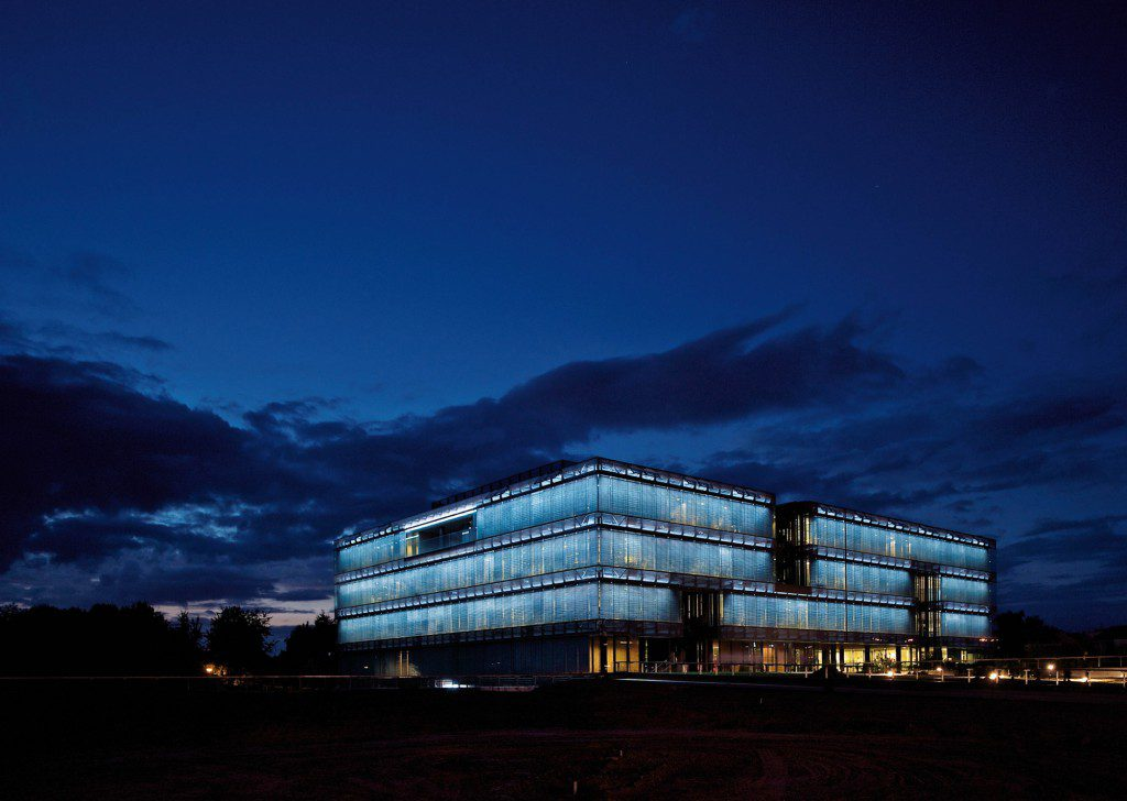 CREDIT-AGRICOLE-Headquarter-in-ANGERS-France