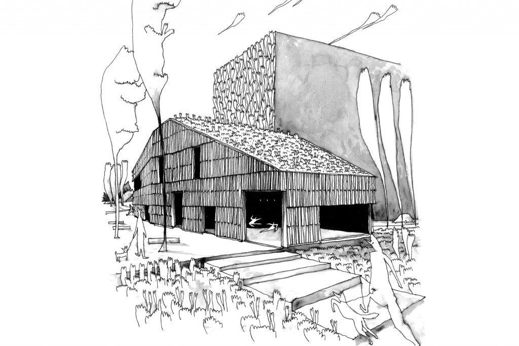 Community-center-Christian-Marin-I-Limeil-Brévannes-I-passivhaus-biosourcé-niveau-3-13