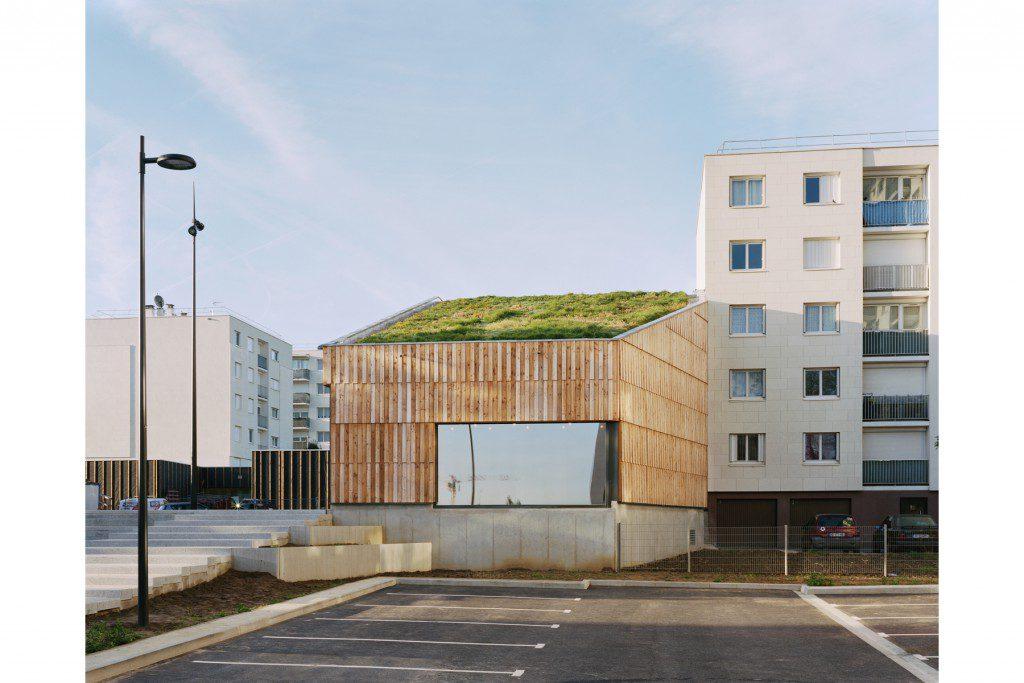 Community-center-Christian-Marin-I-Limeil-Brévannes-I-passivhaus-biosourcé-niveau-3-2