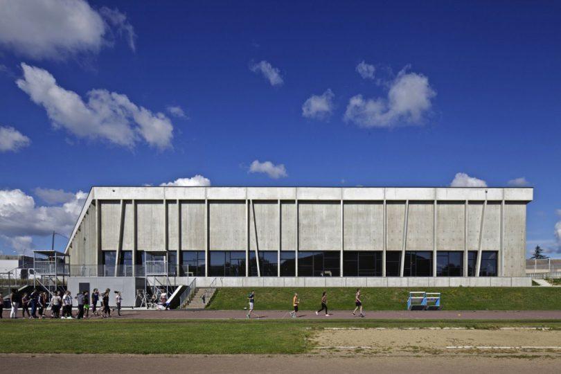 Gymnase-in-Saint-Nazaire-FRANCE