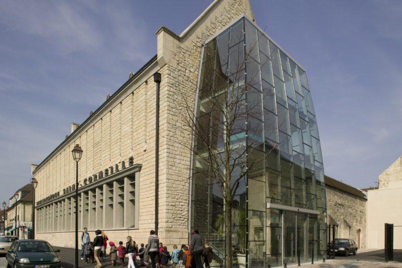 Saint-Corneille-Library