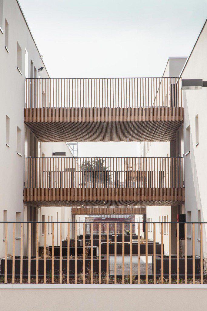 quotCouréequot-housing