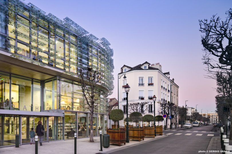 Media-Library-in-Garenne-Colombes