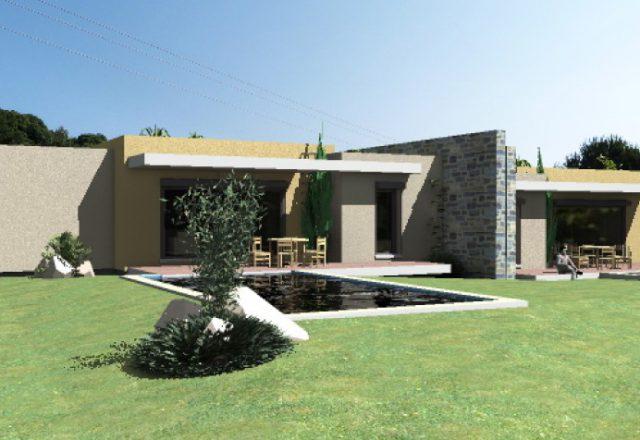 2-semi-atached-houses-Le-Cannet-des-Maures-83340-Fr